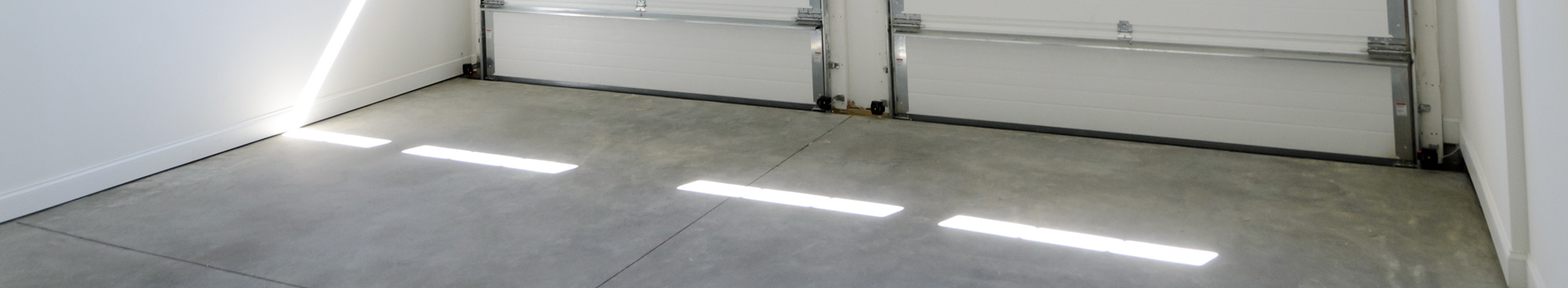 Concrete Lifting and Leveling Garage Floors