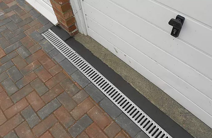 Entryway Drainage