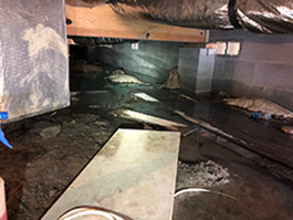Crawl Space Problems and Their Solutions
